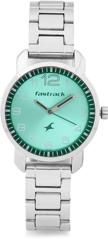 Fastrack 6111SM02C Analog Watch – For Women