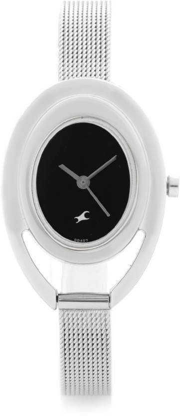 Fastrack NG6090SM01C 6090SM01 Analog Watch – For Women