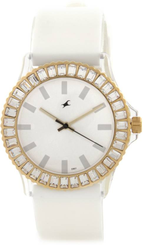 Fastrack NG9827PP01 Hip Hop Analog Watch – For Women