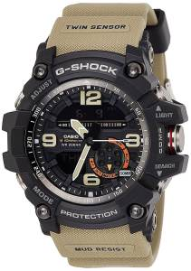 G-Shock Analog-Digital Black Dial Men's Watch - GG-1000-1A5DR