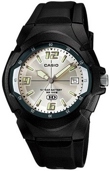 Casio A507 Youth Series Analog Watch – For Men