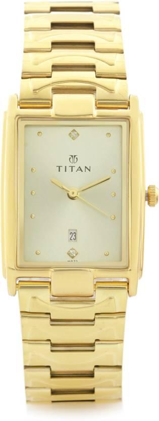 Titan NH1318YM02 Analog Watch – For Men