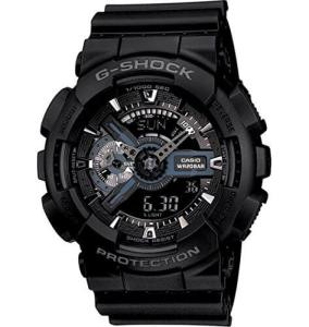 G-Shock Analog-Digital Black Dial Men's Watch - GA-110-1BDR