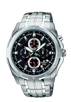 Casio Edifice Multi-Color Dial Black Dial Men's Watch – EF-328D-1AVDF