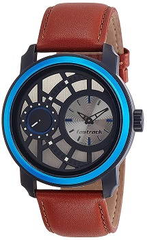 Fastrack Analog Grey Dial Men's Watch – 3147KL01