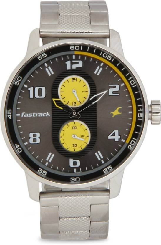 Fastrack 3159SM02 Watch – For Men