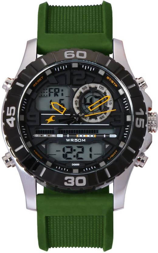 Fastrack 38035SP01J Watch – For Men