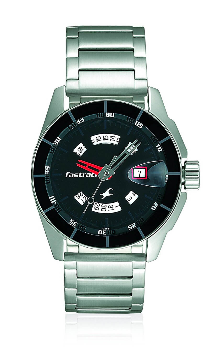 Fastrack Black Magic Analog Black Dial Men's Watch – NE3089SM03