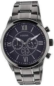 Fossil Other - Me Analog Blue Dial Men's Watch _BQ1126