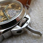Skeleton Panerai PAM Homage Watch Review (Parnis)