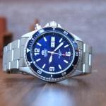 Orient Mako Blue Watch Review