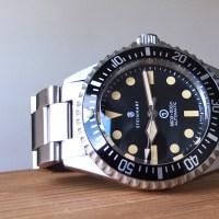 Steinhart Ocean Vintage Military Watch Review