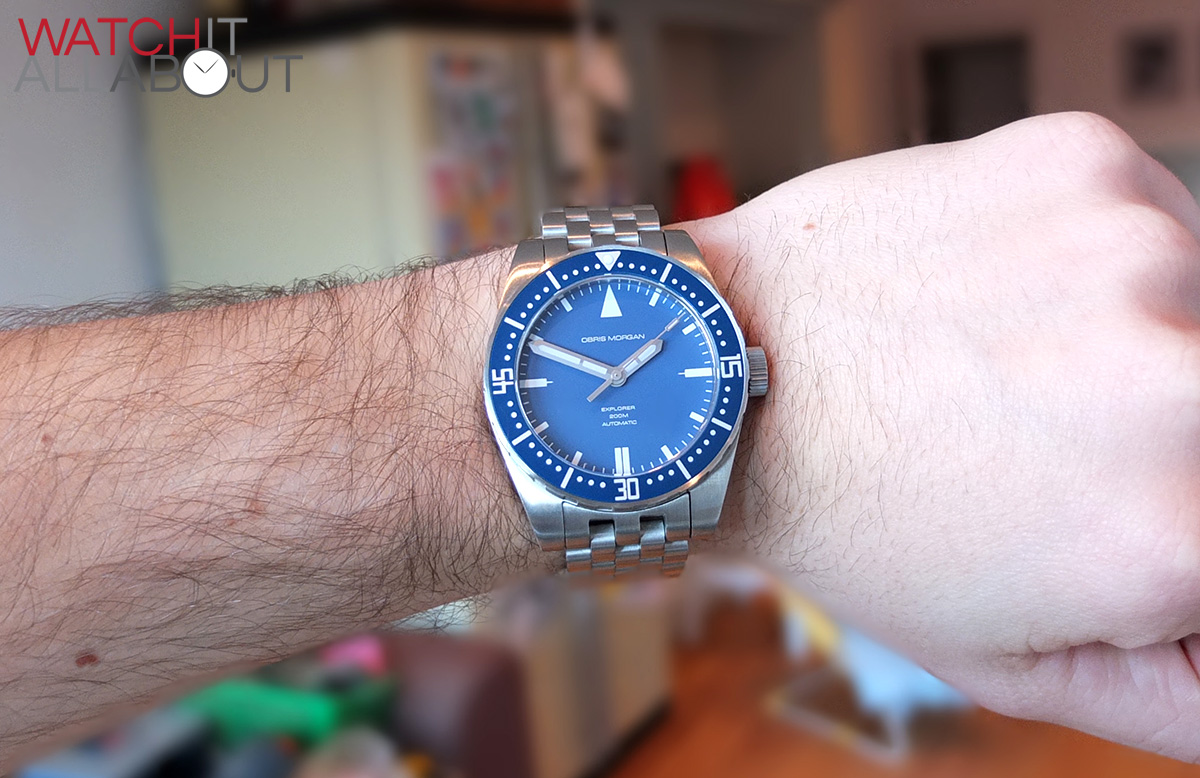 Obris Morgan Explorer Watch Review