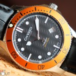 Christopher Ward C60 Trident 300 Quartz Watch Review