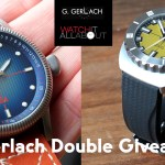 G. Gerlach Double Giveaway!
