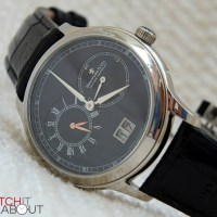 Dreyfuss & Co Seafarer Dual Time Watch Review
