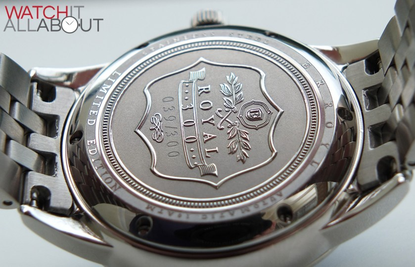 Erroyl Royal 300 Watch Review