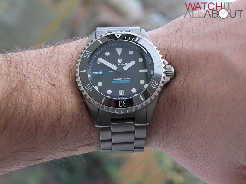 Steinhart Ocean Titanium 500 Premium Watch Review Watch