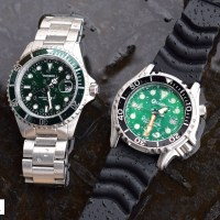 Phoibos Ocean Master and PX002A Watch Review