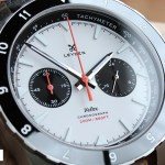 Leyden Velox Chronograph Panda Watch Review