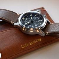 """Jack Mason JM-A102 Watch Review """"The Masonry"""""""