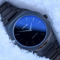 D1 Milano Ultra Thin (Gun Metal) Watch Review