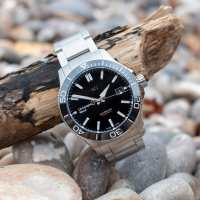 Christopher Ward Trident Mk3 600 Watch Review
