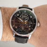Manufaktur Waldhoff Capital Obsidian Watch Review