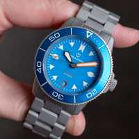 Draken Tugela 2.0 Super Blue Watch Review