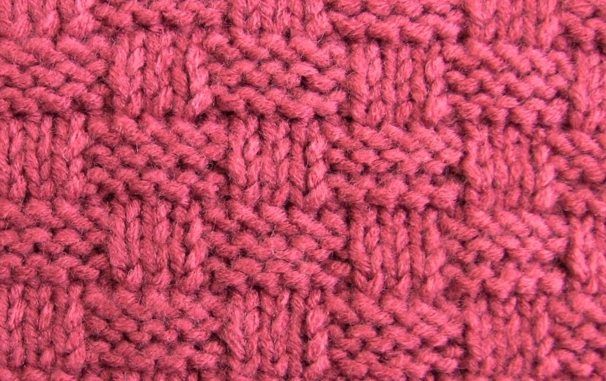 Stitch 8 – Basket Stitch