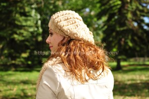 Beret by WatchKnitting