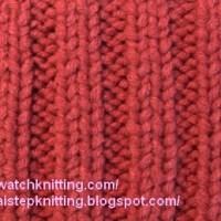 Stitch 6- Dual Rib Stitch