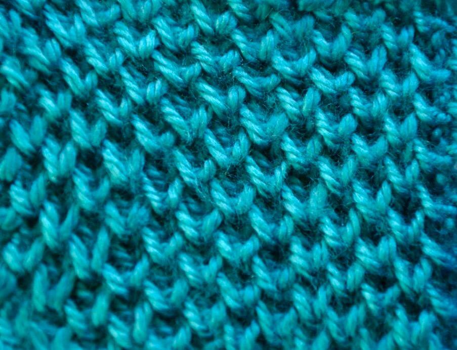 How To Increase Stitches In Knitting Continental : Watch knitting   Page 2   Watch Knitting