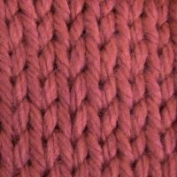 Tutorial 2 -  Knit Stitch