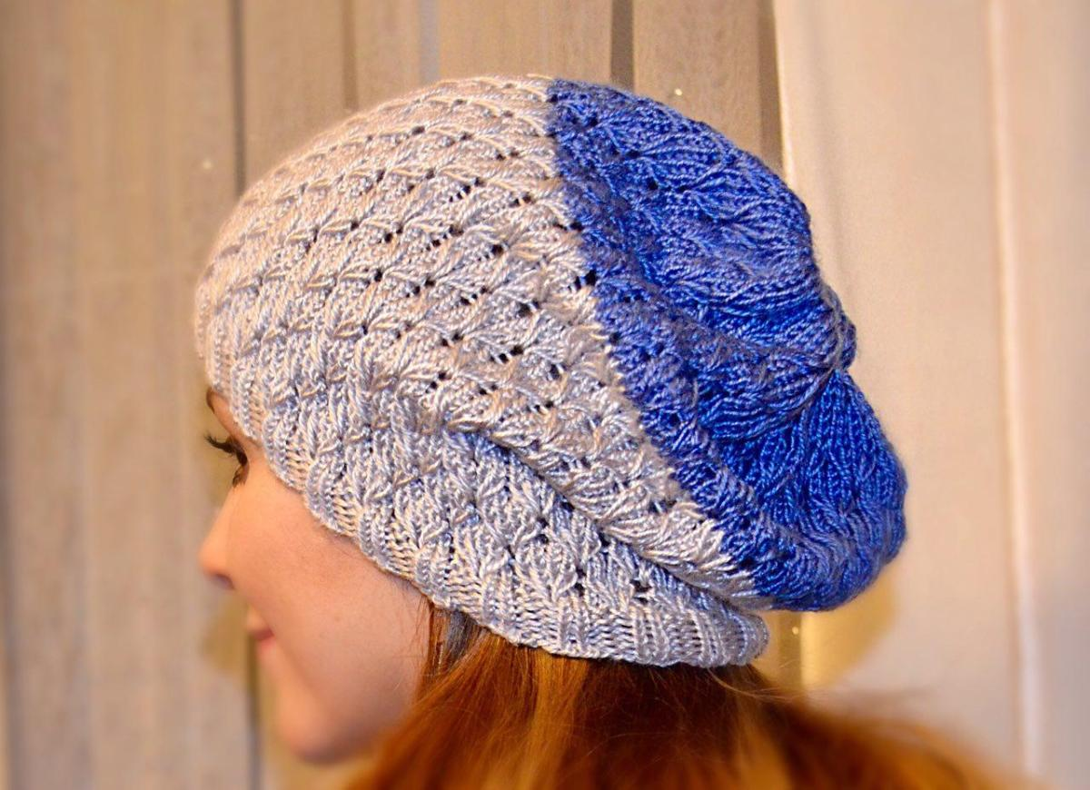 Slouchy Toque tutorial