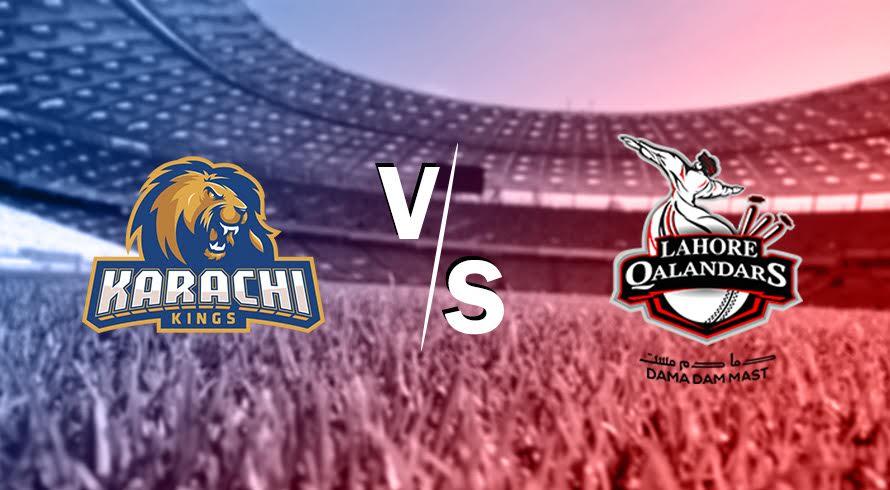 Karachi Kings vs. Lahore Qalandars Match 27 – Highlights PSL 6 2021