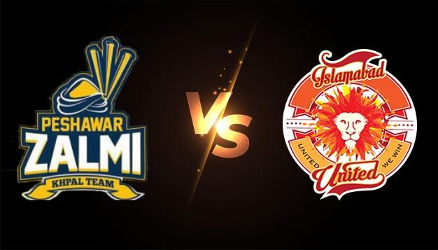 Peshawar-Zalmi-VS-Islamabad-United-PSL-6-Match