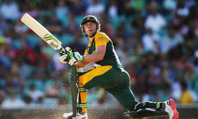 AB de Villiers Best ODI Batting Averages