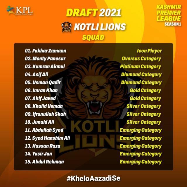 kotli-lions-squad