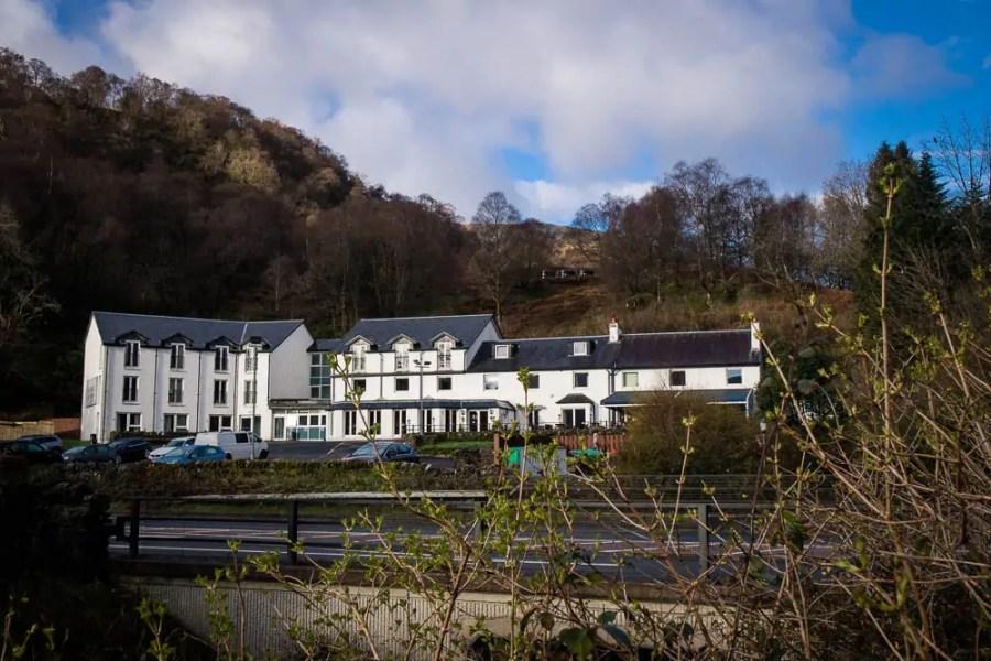 The Inn on Loch Lomond hotel in Inverbeg