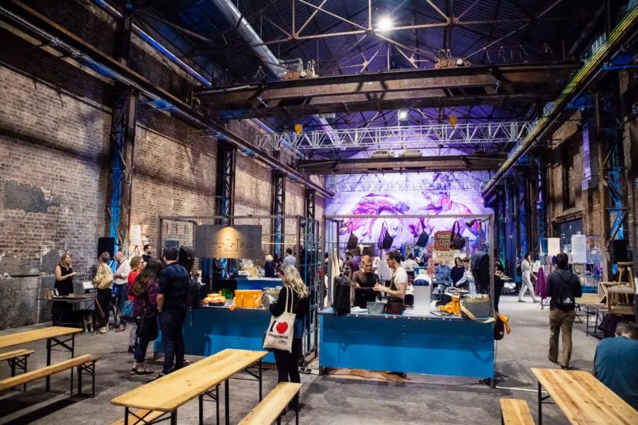 Hypermarket at Studio Warehouse Glasgow in Glasgow