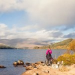Remote Adventure in the Highlands: A unique getaway at Loch Ossian Youth Hostel [review]
