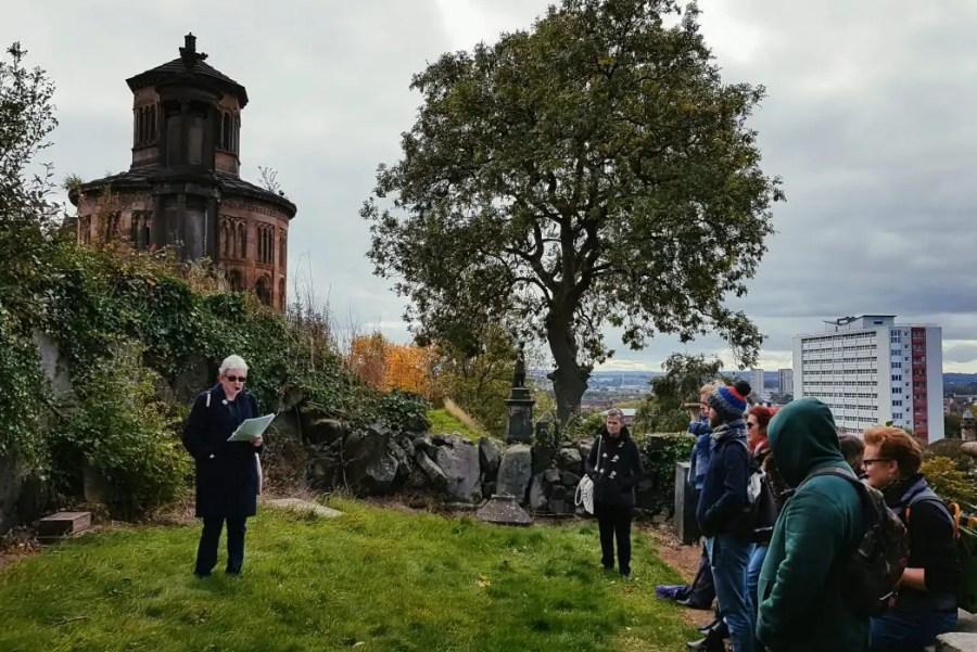 Necropolis Women's Heritage Walk Glasgow
