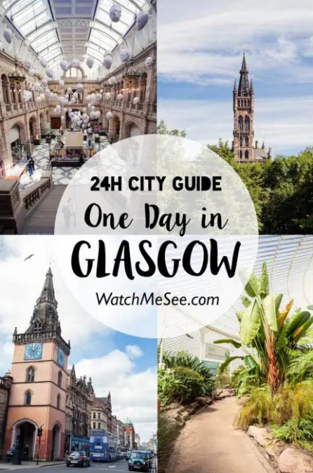 Only have a day and want to make a most of it? Check out my 24 hours city guide for Glasgow!