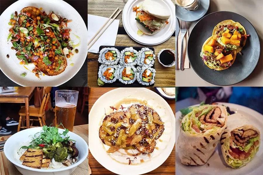 Vegan restaurants in Glasgow