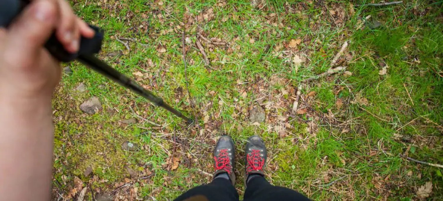 Sturdy hiking boots, like these Zamberlan boots, are a must on your packing list for Scotland.