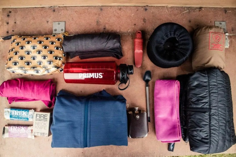 404bc4b89aa6 Packing for long-distance hiking is a meticulous task. Every item you bring  must
