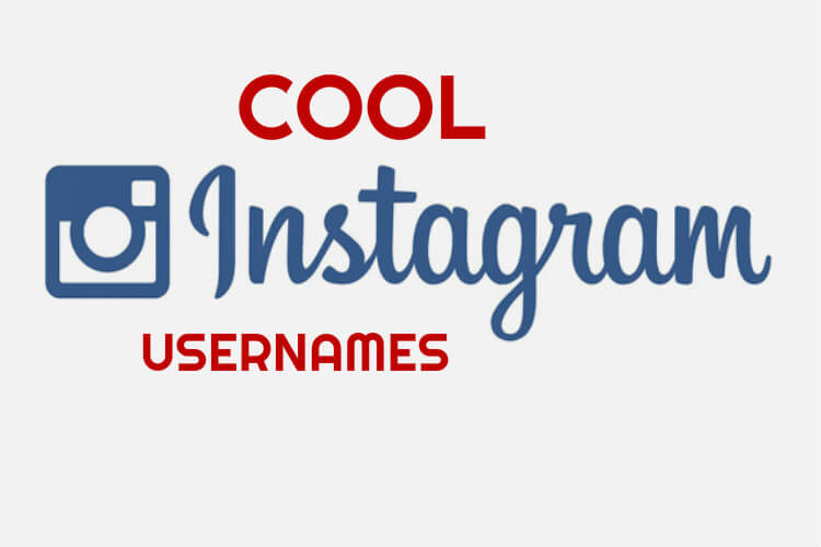 cool instagram names