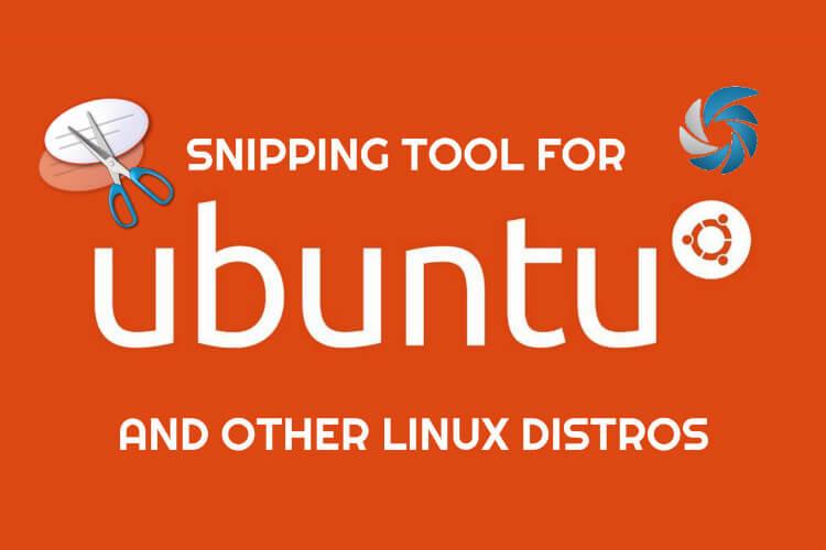 Snipping Tool Ubuntu