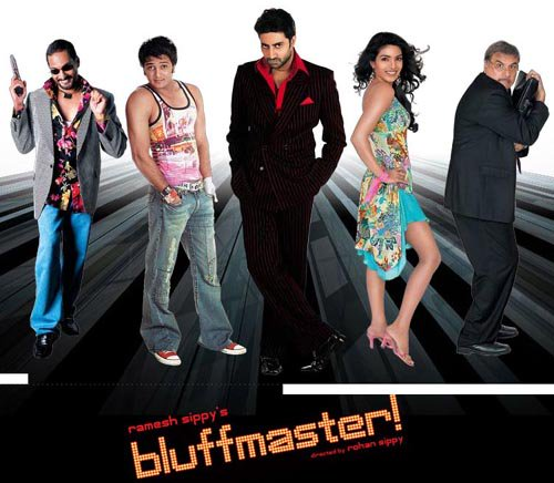 Bluffmaster (2005) Full Movie Watch Online HD Download